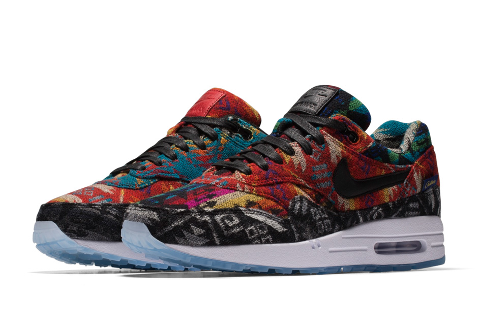 "newest collection a307c 944a7 NIKEiD ""What The"" x Pendleton Air Force 1 Low"