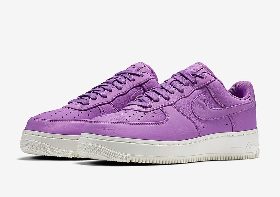 hot sale online fc9af aef17 NikeLab Air Force 1 Spring 2017 Colorways  SneakerNews.com