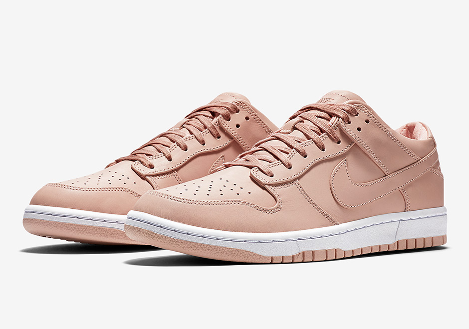 NikeLab Dunk Lux Low Spring 2017 Releases | SneakerNews.com
