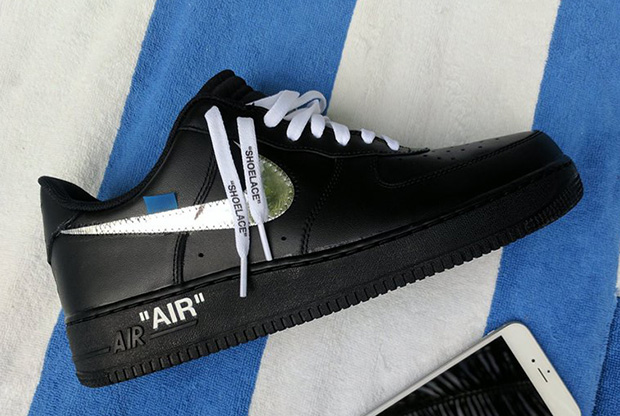 Off White Nike Air Force 1 Low Sample |