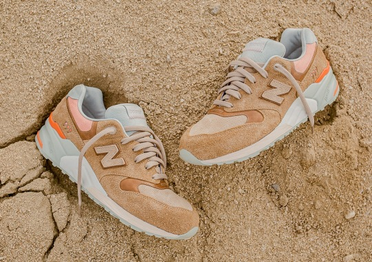 Packer Shoes Brings The New Balance 999 Back Into The Mix With Collaboration