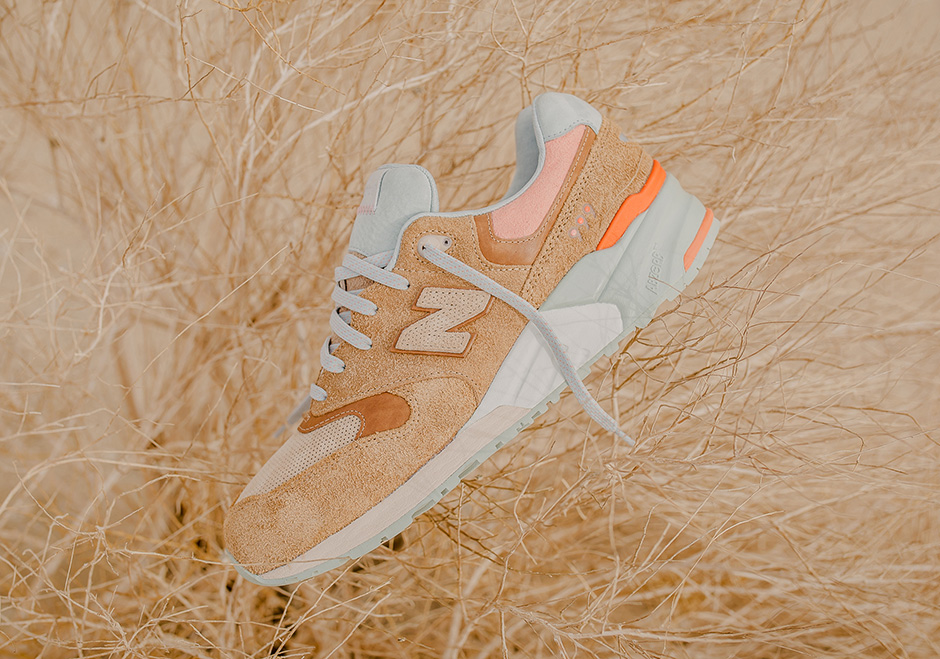 New Balance 999 X Packer Sko 0PlrLNJva