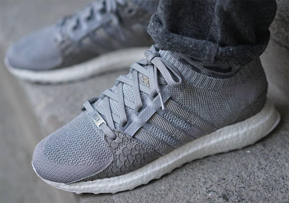 uk availability ecf58 7af68 Pusha T x adidas EQT Ultra Boost - Latest Details ...