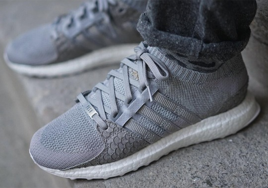 Is Pusha T's adidas Ultra Boost EQT Being Pushed Back Until January?