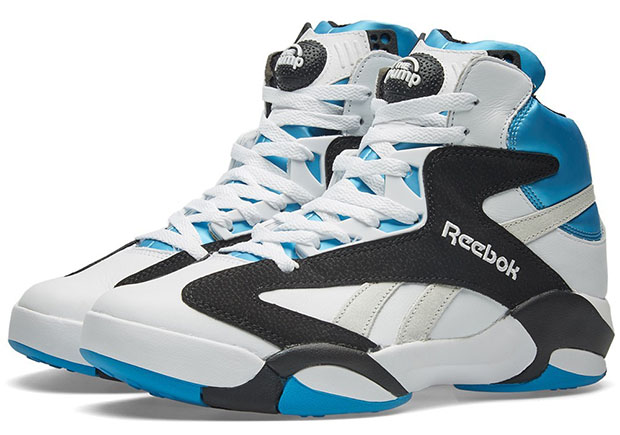 f39df82bc98 An all-time classic from Reebok s basketball line is back on the shelves  once again—at least in Europe. As we still wait to see if the Shaq Attaq in  its ...