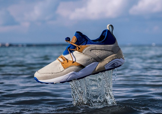 Sneakers76 Celebrates 10th Anniversary With Puma Blaze Of Glory Collaboration