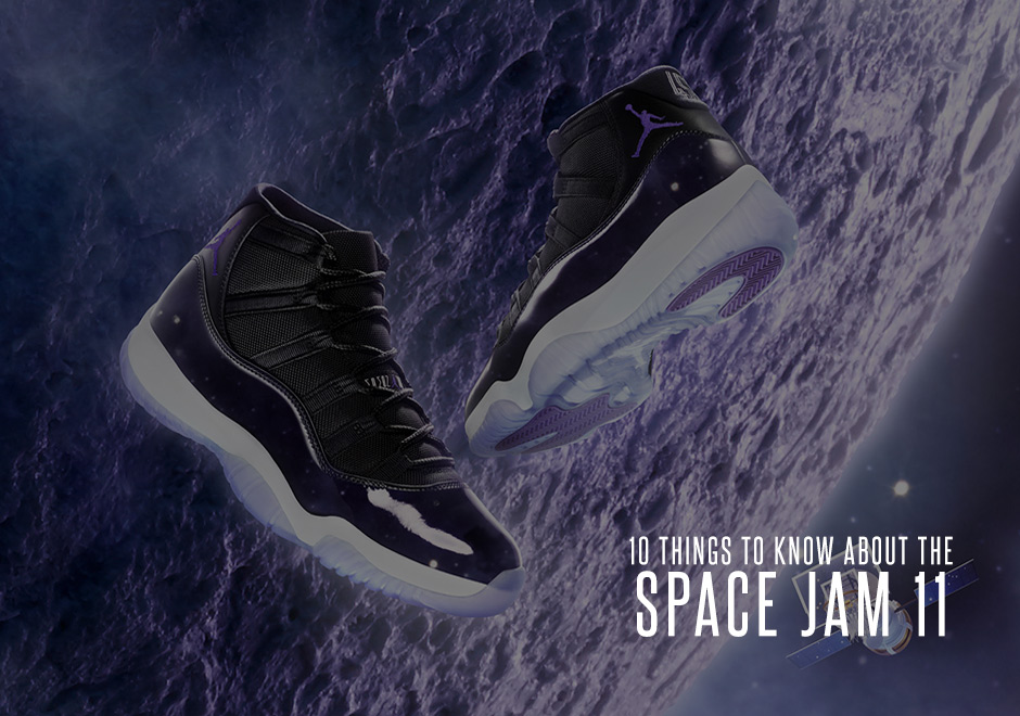 10 Things To Know About This Weekend's Space Jam 11 Release