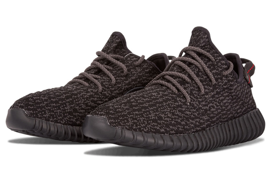 "online retailer 3ab49 e1f03 43. adidas Yeezy Boost 350 ""Pirate Black"""