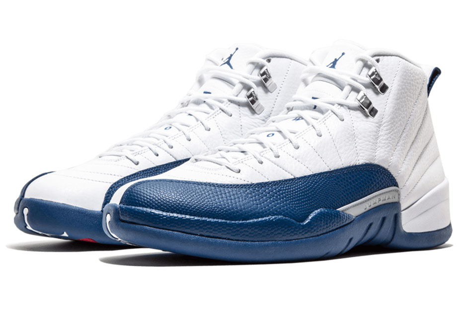 premium selection d3d8d afbeb promo code for air jordan 12 french blue navy blue dc6fc a7f14