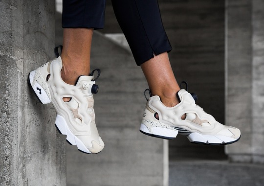 """Titolo Honors Their """"1st OG"""" Concept Store With Reebok Instapump Fury Collaboration"""