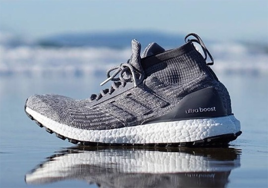 A Closer Look At The adidas Ultra Boost ATR Mid Primeknit