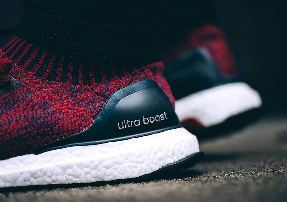 Adidas Ultra Boost 2017 Red
