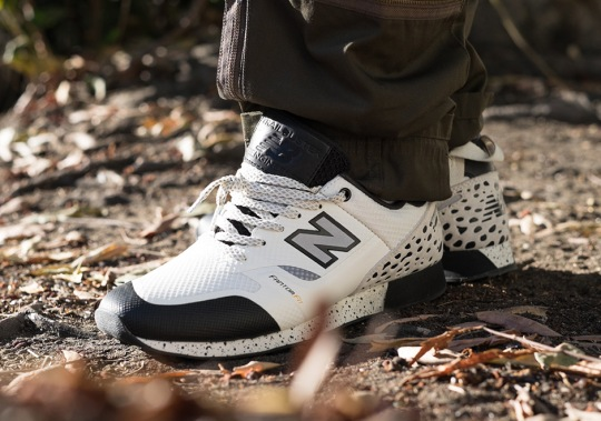 """UNDEFEATED x New Balance Trailbuster """"Unbalanced"""" Collection"""