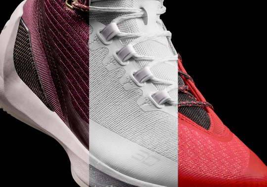 Under Armour Has Three More Curry 3 Releases Before The New Year