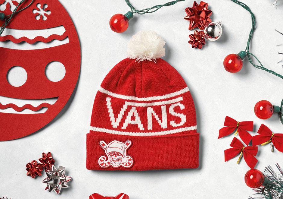 Vans Holiday 2016 Collection Santa Skull  0e90e83a0