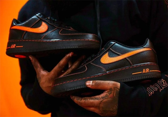 The VLONE x Nike Air Force 1 Low Is Releasing Soon