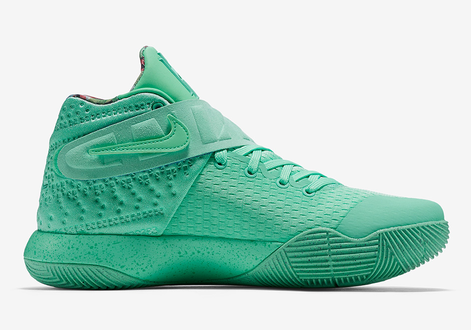 da65113d0f90 switzerland nike kyrie 2 green glow black green glow for sale a8ed3 4478b   sale what the kyrie 2 photos and release info sneakernews 579e7 a8c48