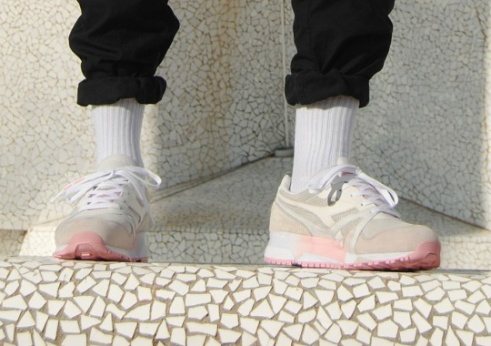 This X-LARGE x 24Kilates x Diadora Collab Is Inspired By An Albino Gorilla