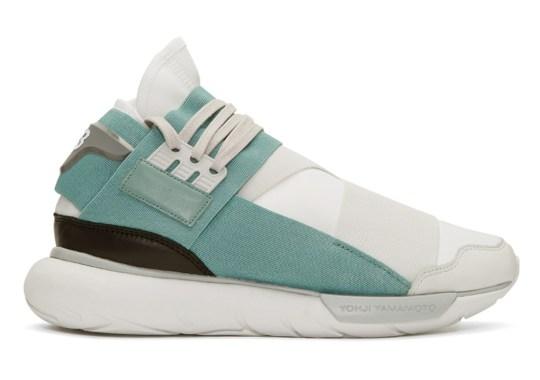"""adidas Y-3 Qasa High """"Vapor Steel"""""""