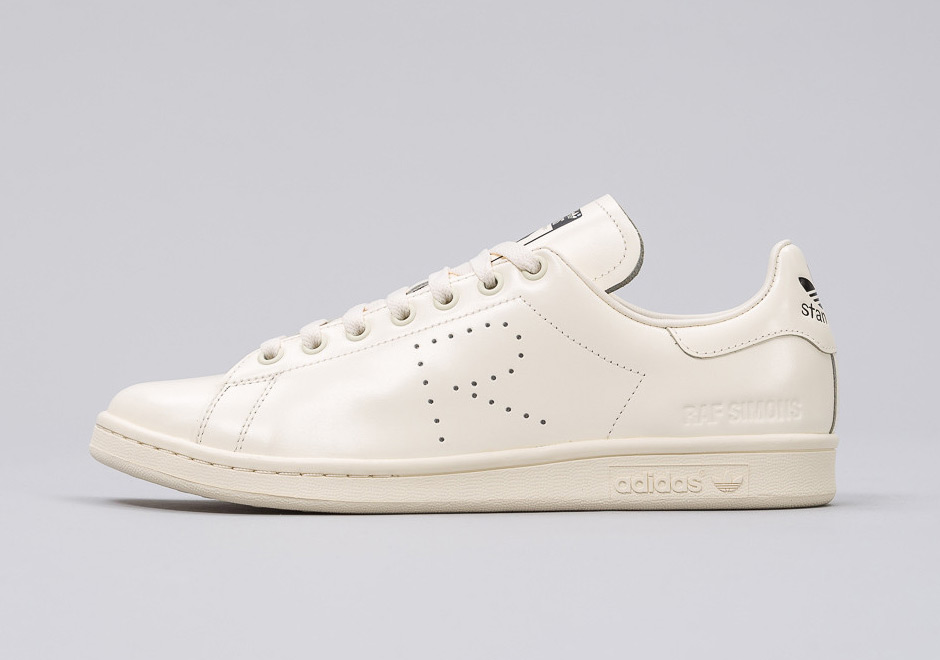 save off f1d90 70b08 The Raf Simons x adidas Stan Smith Gets Creamy