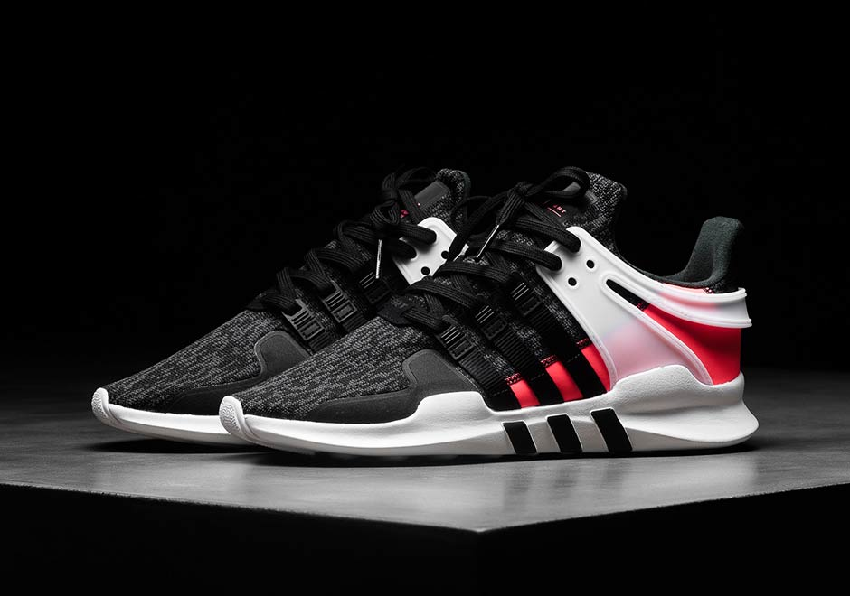 Adidas Eqt Adv Primeknit(Black/pink/white)140usd(New in Store
