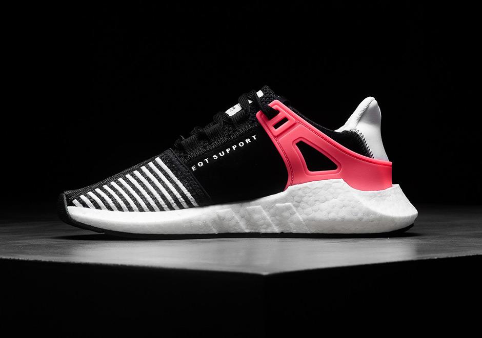 guardarropa Ajustamiento Melbourne  adidas EQT Support 93/17 Turbo Red Release Info | SneakerNews.com