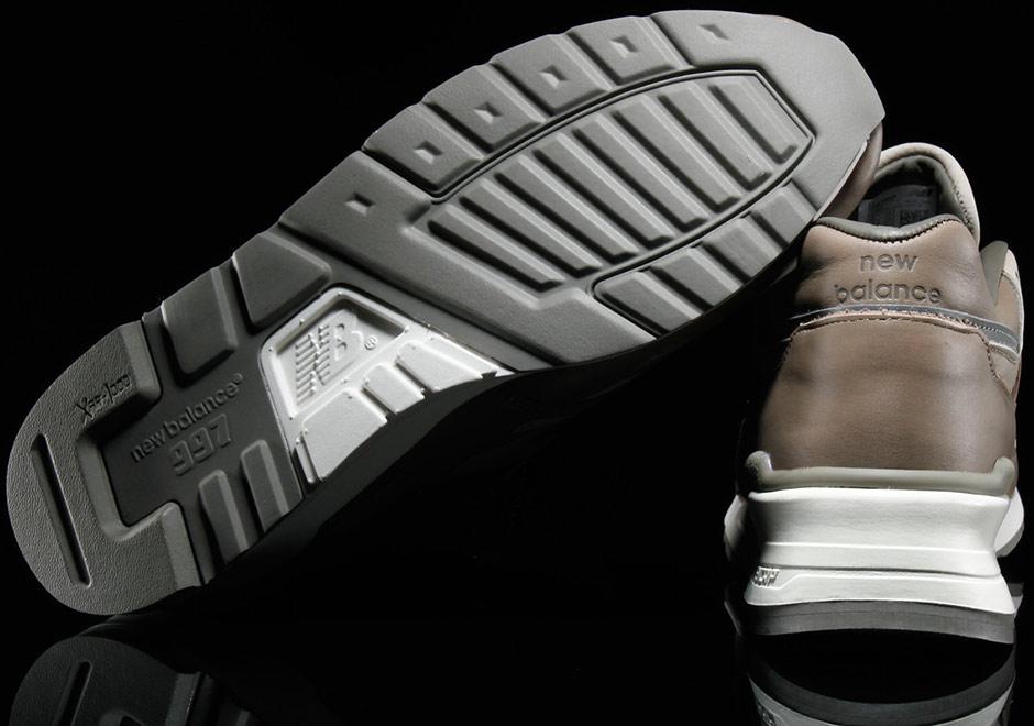 New Balance 997 Horween Leather Beige M997BKR  3fa9e134c3d8
