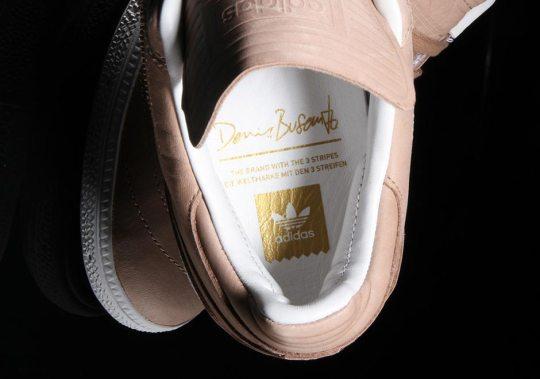 The adidas Busenitz Takes On The Tan Sneaker Look