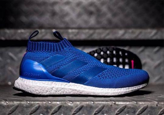 timeless design 208fb 356f0 adidas ACE 16+ PureControl Ultra Boost - SneakerNews.com