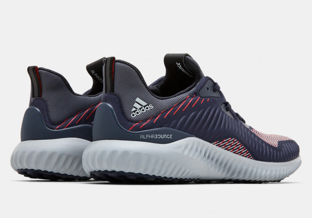 984049fb31df The adidas AlphaBOUNCE has been heavy in the graphic game ever since it  debuted in the wild spotted look