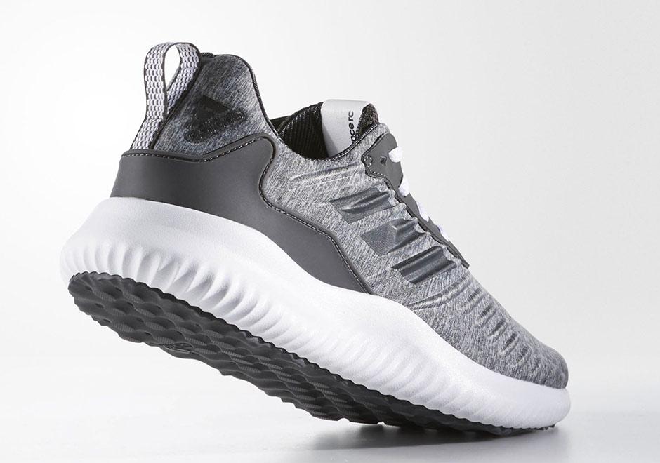 timeless design a2298 54dd4 adidas AlphaBounce RD Grey B42860   SneakerNews.com
