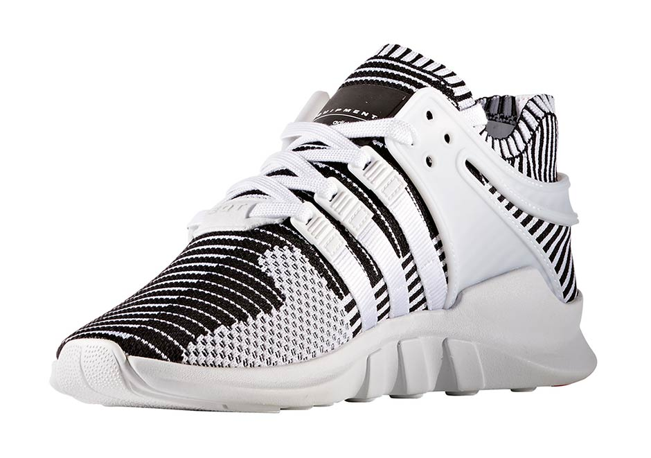 cheap for discount 6e84a fc701 A Review On Feet Adidas Boost EQT Support 93 17 WhiteTurbo R