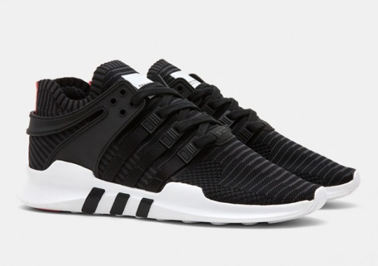The adidas EQT ADV Now Features Primeknit Uppers