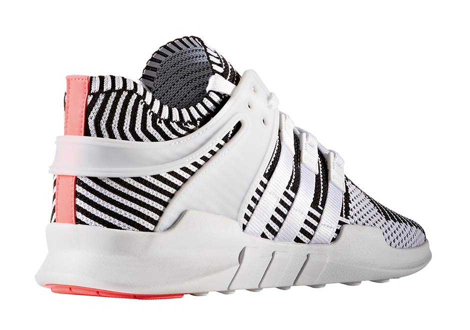 adidas EQT Support Primeknit Shoes White adidas Regional