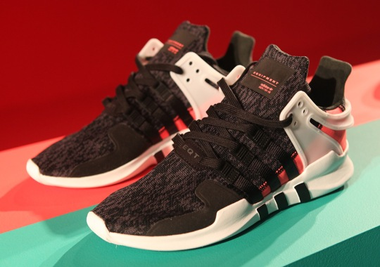 Can The Relaunched EQT Series Help adidas Come Out On Top Three Years In A Row?