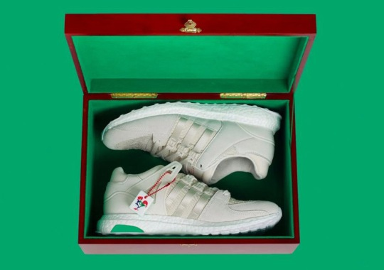 "adidas EQT Boost 93/16 ""Chinese New Year"""