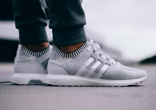 "adidas EQT Support Ultra Primeknit ""Vintage White"""