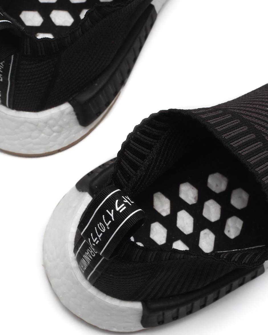Where To Buy The adidas NMD City Sock \u201cBlack/Gum\u201d