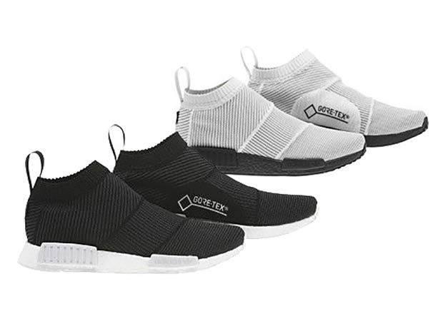 Gore-Tex Is Coming To The adidas NMD City Sock