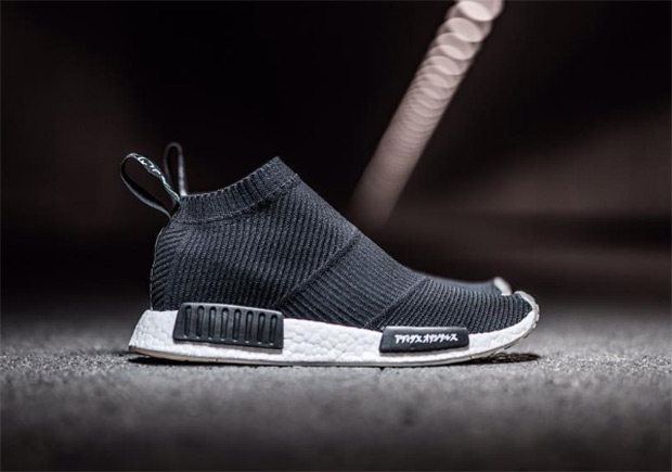 on sale 566e3 9b0dc adidas NMD City Sock Mikitype Collaboration | SneakerNews.com