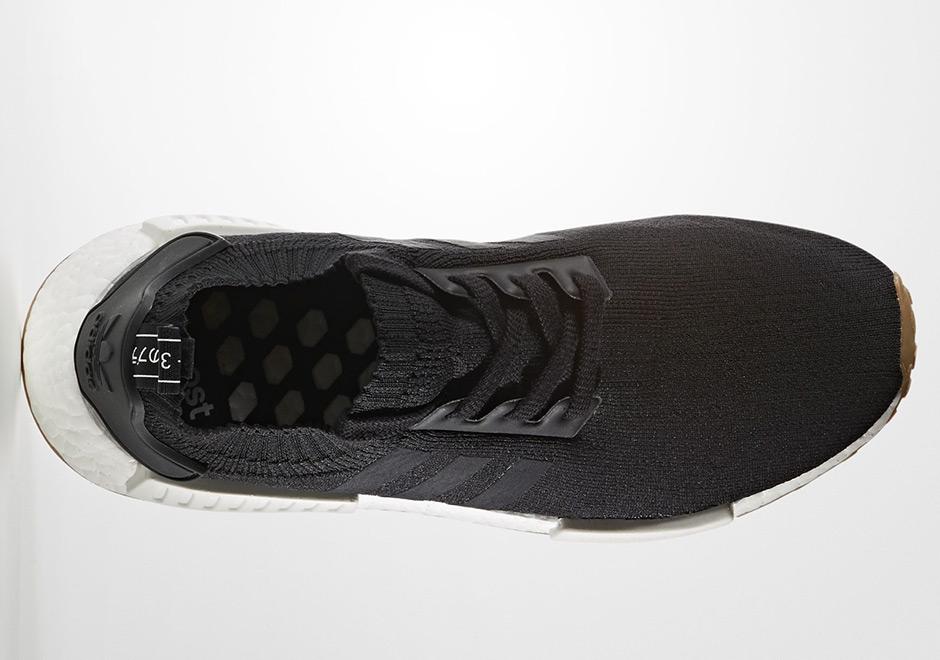 Adidas Nmd R1 Suela De Goma Blanca iIGrxM39