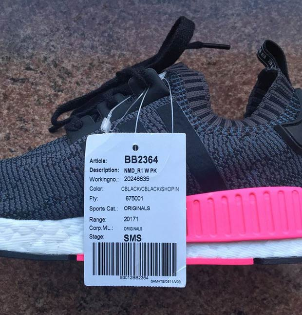 4bea847a0e948 ... coupon for adidas nmd women black pink bb2364 sneakernews d5319 76fb0