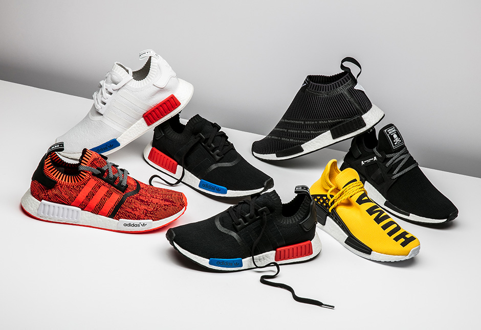 38e5c3923b4 The adidas NMD was unveiled on December 9th
