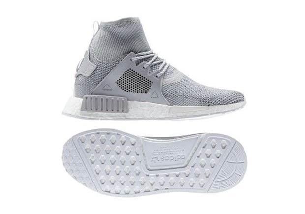 buy popular 3cfe5 e4ab5 adidas NMD XR1 Winter Light Grey BZ0633 | SneakerNews.com