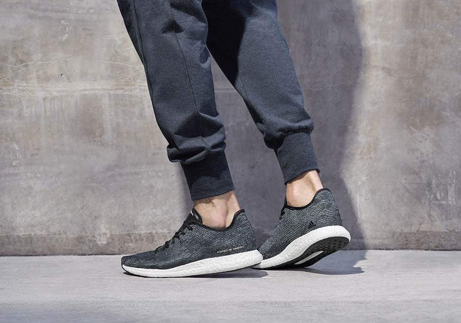 sports shoes 84642 281f3 adidas and Porsche Sport Design Release The Travel Tourer Boost Sneaker