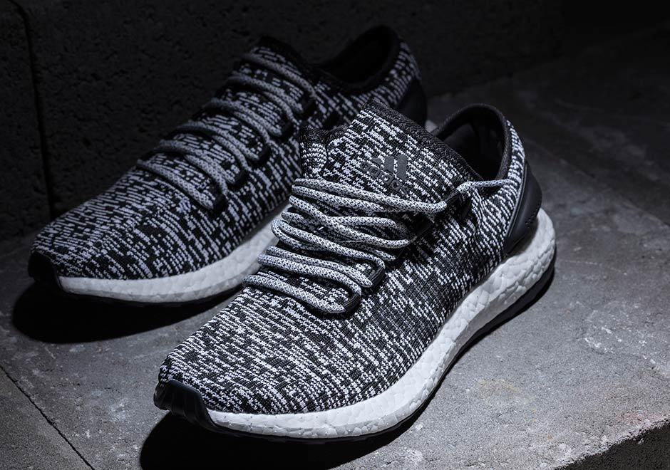 best website c48c4 52853 adidas Unveils The All New Pure BOOST
