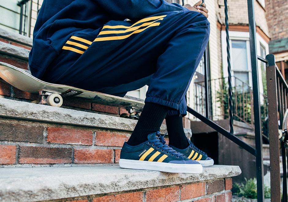 Adidas Skateboarding X Hardies Hardwear Matchcourt Skate