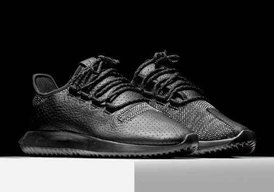 """adidas Releases A """"Pirate Black"""" Version Of The Tubular Shadow 35ac0e85f4ac"""