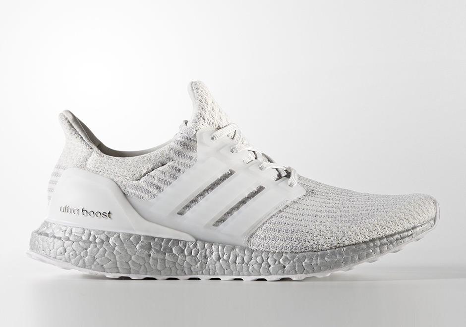 Adidas Ultra Boost chiaro