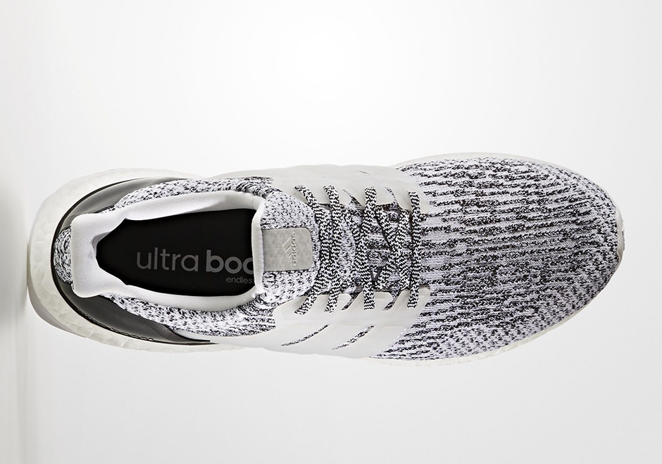 adidas Ultra Boost 3.0 Oreo Release Date Info  8d8206bd4